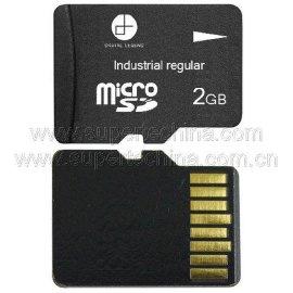 工业级常规Micro SD卡 (S1A-3001D)