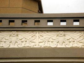 GRC外墙  GRC罗马柱  GRC隔板墙