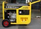 TOTO190A-汽油发电电焊机