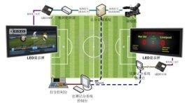 供应凯哲足球比赛计时记分系统
