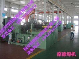 山东石油钻杆焊缝热处理 中频加热炉 焊缝调质