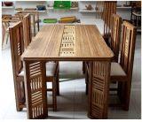 美时美器竹餐桌重竹仿古餐桌味家餐桌