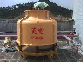 浙江杭州冷却塔,400T圆形逆流式冷却水塔