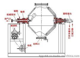 阻燃塑料干燥设备,双锥回转真空干燥设备,烘干设备
