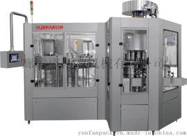 饮料灌装生产线,饮料热灌装机械设备