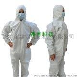 一次性透氣防塵防護無菌服_醫用無塵防護服