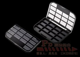 广州眼影空盒、化妆品塑料盒定制