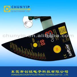 LED贴片背光薄膜开关生产厂家,LED贴片背光薄膜开关制造商,LED贴片背光薄膜开关批发商
