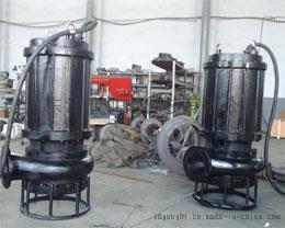 海底抽沙泵,高效潜水泥砂泵,高耐磨渣浆泵