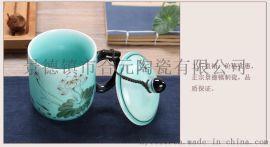 陶瓷茶杯加字 陶瓷杯子加照片