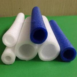 EPE珍珠棉空心管 发泡管 金属保护套 防震泡沫管