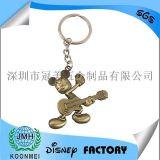 厂家金属钥匙扣烤漆钥匙扣珐琅钥匙扣动物卡通钥匙扣定制定做