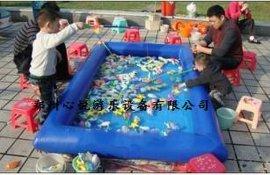兒童充氣水池水上漂浮物遊樂項目