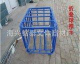 可摺疊籃球車籃球推車框車籃球場地用車