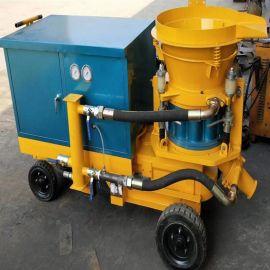 湿式喷浆机 山西矿用湿喷机防爆湿喷机隧道用湿喷机 混凝土喷射机