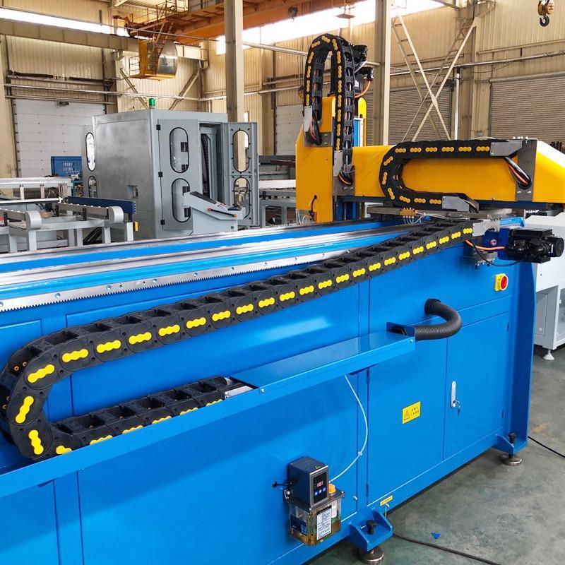 廠家直銷 鋁合金型材加工設備 鋁型材數控鑽銑牀現貨