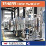 CGF18-1-6沖洗灌裝封口三合一灌裝機 騰飛定製 飲料灌裝生產線