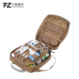 上海箱包厂家定制运动迷彩包 牛津布工具包防水户外腰包加