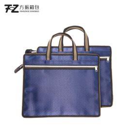 防水牛津布手提袋礼品袋商务广告箱包袋定制可定制logo  上海方振