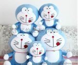 哆啦A夢毛絨玩具 公仔 布娃娃 機器貓 兒童禮物 成都禮品定制