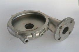 山东东营华洋硅溶胶精密铸造供应商叶轮、泵壳、水泵、阀体等各种不锈钢产品供应