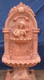 大理石花盆 石雕洗手盆 欧式石头洗手盆雕刻制作