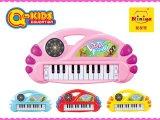 妮妮雅 3D音樂電子琴 13個琴健 兒童早教益智