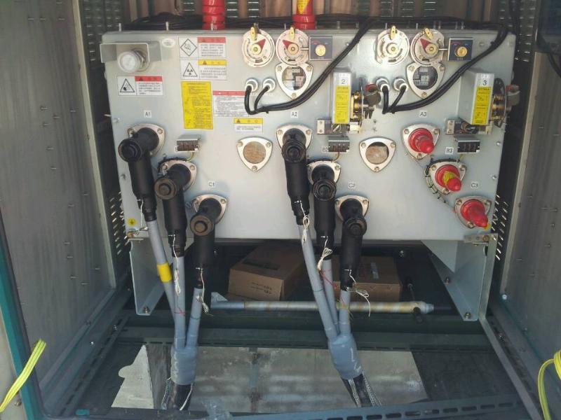 供应分接箱美式电缆头 肘型电缆头