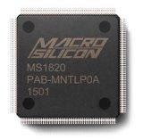 MS1820多功能視頻處理芯片 13714730175