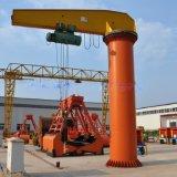 碼頭作業懸臂吊 環鏈電動葫蘆懸臂吊 起重量0.5噸懸臂吊 廠家直銷 品質有保障