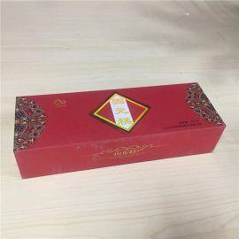 阿胶糕礼品包装盒**食品礼盒包装厂家提供设计可定制
