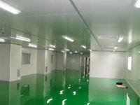 供应广州佛山江门三水肇庆顺德湛江无尘车间设计安装,中央空调工程,彩钢板工程