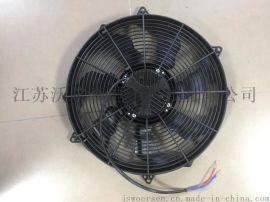 无刷直流风机 汽车工程车专用冷凝风机 DC FAN 大风量低噪音汽车风机12寸 14寸 16寸SLT12F