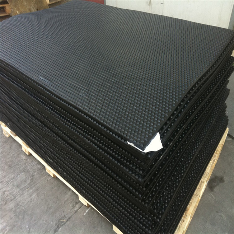 优质橡胶板/菱形橡胶板/阻燃橡胶板