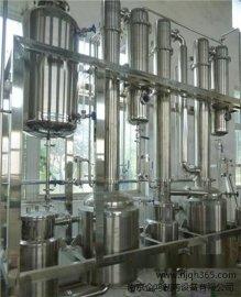 南京酒精回收塔厂家 南京企鸿制药设备有限公司