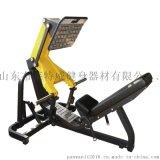 山東健身器材廠家直銷蹬腿機健身俱樂部