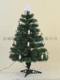 光纤圣诞树(全灯)