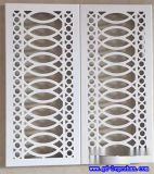 无锡穿孔铝单板 铝板镂空雕花 冲孔铝单板图形