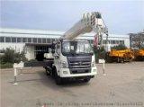 福田130底盘热款福田12吨吊车12吨汽车吊 厂家直销