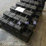 廊坊M1-25千克锁型铸铁砝码厂家