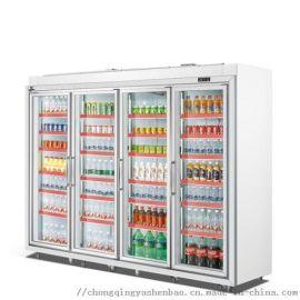 超市便利店\啤**饮料冷饮冷藏\保鲜柜冰柜冷柜风冷