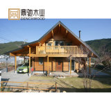 定製木屋 海邊度假區休閒木屋採摘園別墅預裝配房屋
