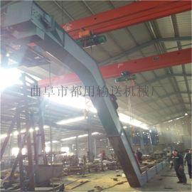 加工定制板链刮板输送机 底部铸石板炉灰刮板机xy1