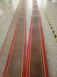 网带 铁氟龙输送带 耐高温特氟龙网带 可加厚包边 UV炉烘干线用