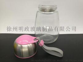 工厂专业生产定做各种 玻璃杯 企鹅杯
