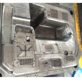西诺汽车保险杠模具 汽车外饰件模具 仿真车塑料件外壳模具