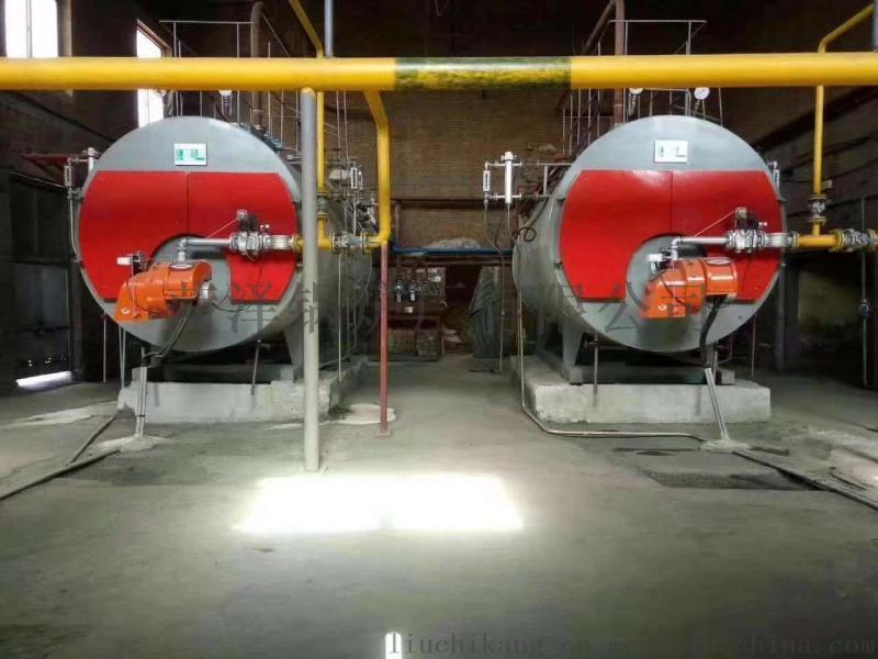 菏泽锅炉厂15吨型号卧式燃气蒸汽锅炉