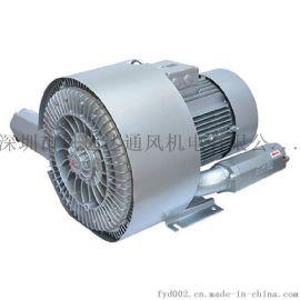 上料机专用高压吸送料风机_旋涡气泵(2.2kw)