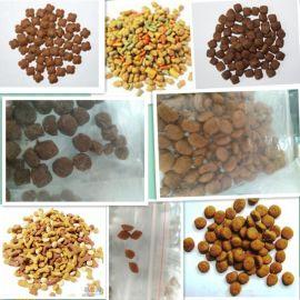 多功能宠物饲料膨化机  狗粮颗粒生产加工机设备