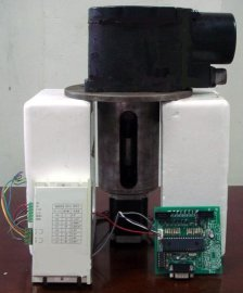 RS232串口控制智能步进电机控制器控制板